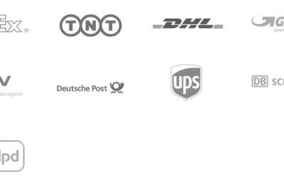 DHL, FedEx, UPS, GLS, DPD, DBS // Einbindung neuer Partner in myGermany eröffnet Kunden mehr Versandmöglichkeiten