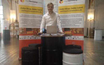 myGermany auf dem Tag des deutschen Online Handels