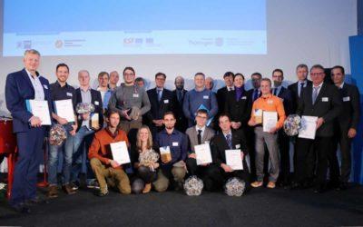 Jungunternehmerpreis geht an die myGermany GmbH