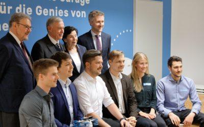 myGermany GmbH meets Horst Köhler, Bundespräsident a.D.